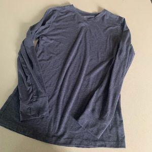 5/$15! Cuddl duds long sleeve comfy shirt
